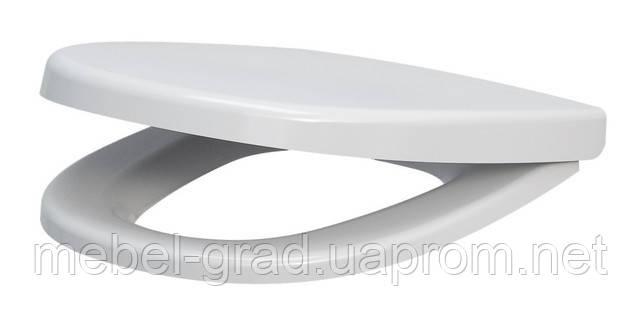 Сиденье с крышкой Cersanit Arteco дюропласт с микролифтом