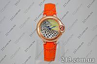 Cartier Leopard женские часы с леопардом