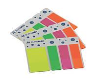 Закладки пластиковые с клейким слоем (BM.2308-98)