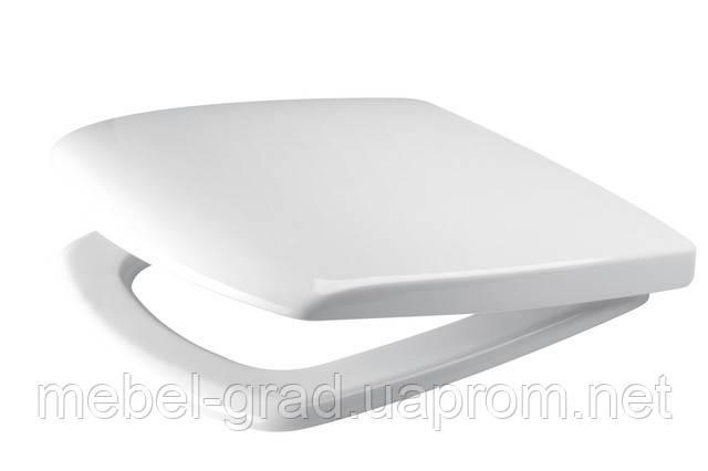 Сиденье с крышкой Cersanit Carina дюропласт с микролифтом
