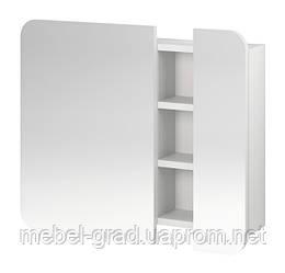Зеркальный шкафчик Cersanit Pure