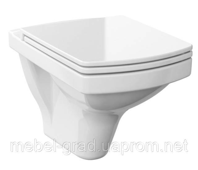 Унитаз подвесной Cersanit Easy (Clean-PRO покрытие)
