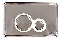 Кнопка для инсталляционных систем Cersanit Slim & Silent OTTO хром K97-236