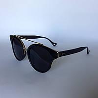 Женские солнцезащитные очки Kaizi 1815 с 61 черные