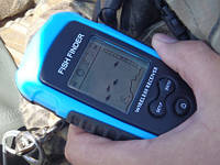 Adams Всесезонный эхолот Fishfinder(радар)