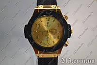 Часы Hublot мужские кварцевые Хублот Хаблот