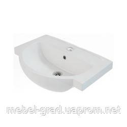 Умивальник меблевий Freja Kolo 65