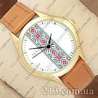 Годинник патріотичний Вишиванка часы
