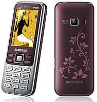 Samsung GT-C3322 Scarlet Red (La Fleur)