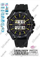 Японские часы Q&Q DE08J502Y