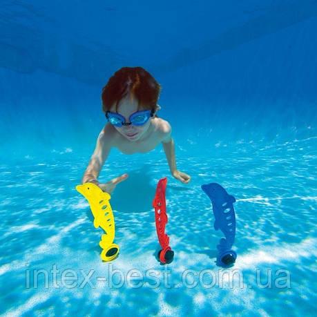 Подводные дельфины Intex 55502, фото 2