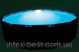 Лампа светодиодная для подсветки бассейна, 220V INTEX 56688