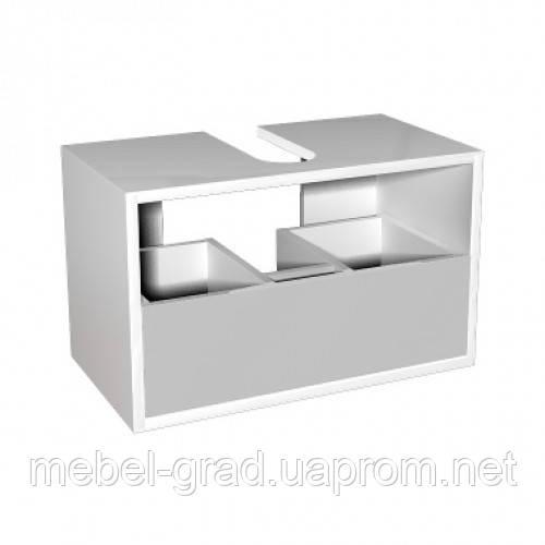 Корпус к шкафчику Kolo Domino 60 (белый глянец)
