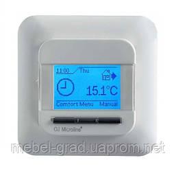 Програмований терморегулятор для теплої підлоги OJ Electronics OCD4-1999