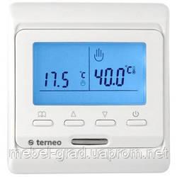 Програмований терморегулятор для інфрачервоних панелей і електричних конвекторів Terneo Pro
