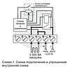 Программируемый терморегулятор для инфракрасных панелей и электрических конвекторов Terneo Pro, фото 2