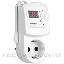 Терморегулятор для інфрачервоних панелей і електричних конвекторів Terneo Rz