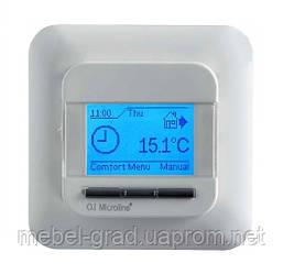 Програмований терморегулятор для теплої підлоги OJ Electronics OCC4-1991