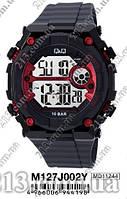 Электронные часы  Q&Q M127J002Y АТО