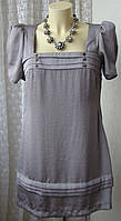 Платье туника женское легкое летнее бренд Atmosphere р.46 5903