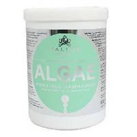 Маска для сухих и поврежденных волос с экстрактом водорослей и оливкового маслом 1000 мл Kallos