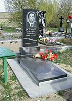 Памятник гранитный стандартний