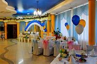 Свадебное оформление воздушными шарами в Алуште, Ялте и Симферополе!