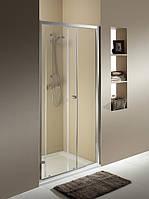 Душевые двери раздвижные Kolo First 2-элементные 100 см стекло сатин