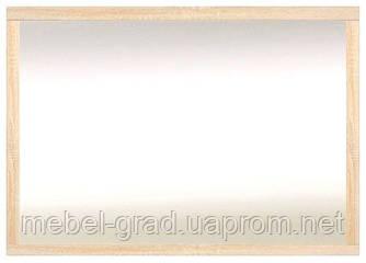Дзеркало LUS 100 Каспіан / Kaspian BRW дуб сонома