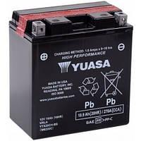 Аккумулятор для мотоцикла гелевый YUASA YTX20CH-BS  18 Ah 150x87x161