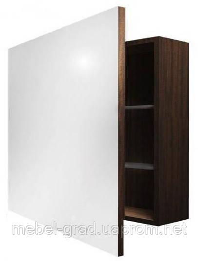 Зеркальный шкафчик ШЗ-700 Буль-Буль венге