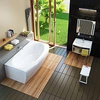 Ванна акриловая Ravak Evolution 180x102 см C101000000