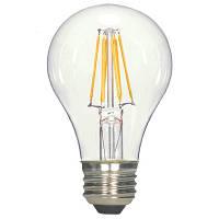 Светодиодная лампа Strong A60 E27 6W груша, теплый свет