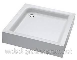Душевой поддон квадратный Kolo Standard Plus 80x80 (с интегрированной панелью) XBK1480