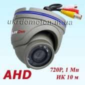 Камера наблюдения Mini A Dome PC671AHD PoliceCam
