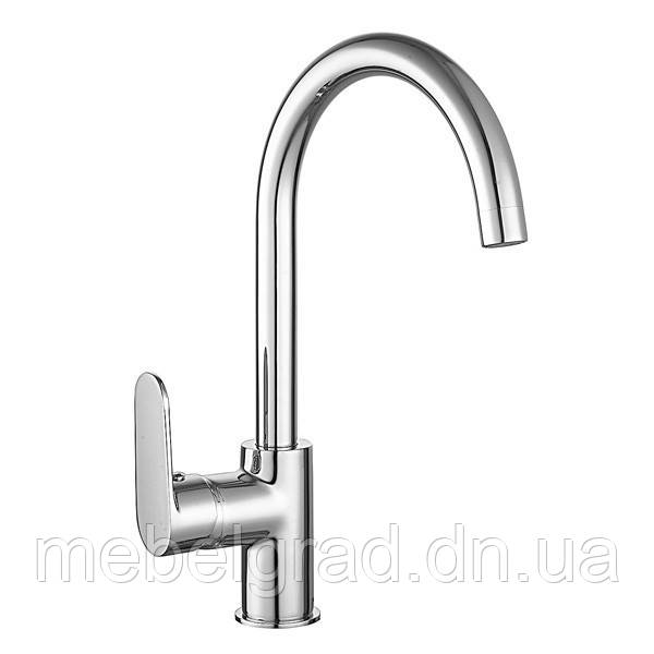 Змішувач для кухонного миття Imprese Vlna 55135