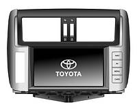 FlyAudio FA082NAVI для Toyota Land Cruiser Prado 150 NEW  + камера заднего вида