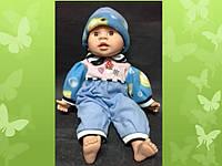 "Кукла "" малыш "" h = 40 см, пупс"