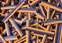 Посыпки из шоколада — Палочки темные-апельсиновые