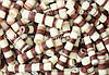 Посыпки из шоколада — Минитрубочки Дуо (2,5 кг/уп)