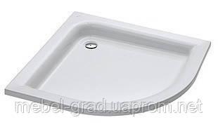 Душевой поддон полукруглый Kolo Standard Plus 90x90 XBN1590