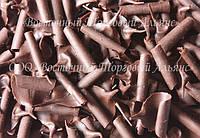 Посыпки из шоколада — Листья молочные (1,5 кг/уп)
