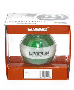 Кистьовий тренажер LiveUp Power Ball арт. LS3320