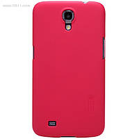 "Чехол Nillkin Super Frosted Shield для Samsung Galaxy Mega 6.3"" (i9200) bright red + защитная плёнка"