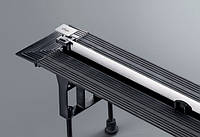 Душевой лоток (дренажный канал) Viega Advantix 704360 с глянцевой дизайн вставкой SR2