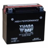 Аккумулятор для мотоцикла гелевый YUASA YTX20H-BS  18 Ah 175x87x155