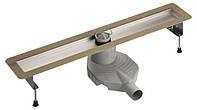 Душевой лоток (дренажный канал) Viega Advantix Basic 750 мм 655082