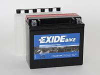 Аккумулятор для мотоцикла гелевый EXIDE ETX20H-BS = YTX20H-BS  18 Ah  175x87x155