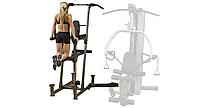 Body-Solid  Станция с разгружением для подтягиваний и отжиманий FCDWA Weight-Assisted Dip & Pull-Up Body Solid