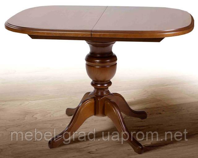 Стол обеденный раскладной Триумф Микс Мебель орех